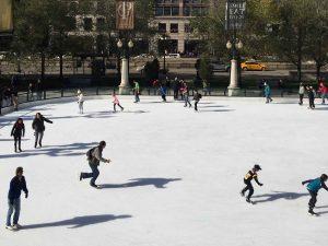 Ice Skate, Chicago