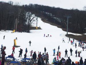 Ski, Wiscousin dells