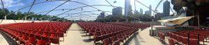 Jay Pritzker Pavilion ชิคาโก2